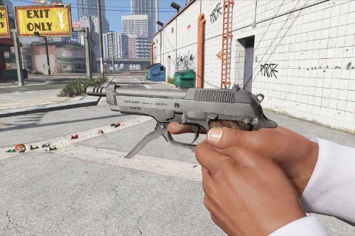 Beretta 93R [Animated]