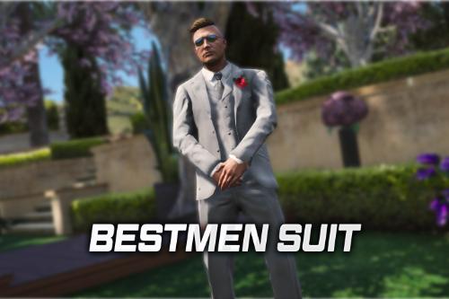 Bestmen Suit MP Male [SP / FiveM]