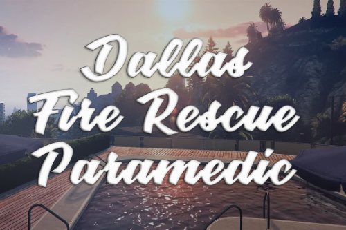Beta Dallas County Fire-Rescue Paramedic