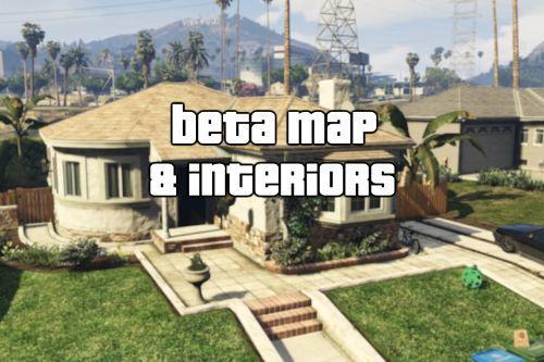 Beta Map & Interiors