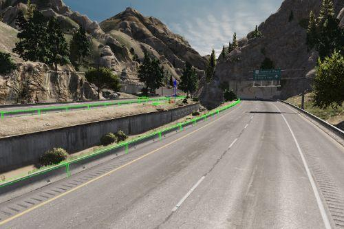 Better Braddock Pass Highway [YMAP]