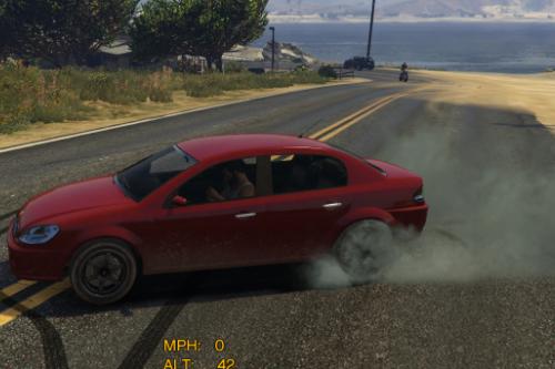 Better Character car handling