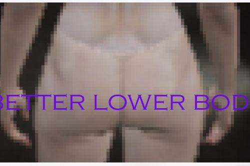 Better lower body for mpfemale