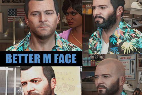 Better M Face