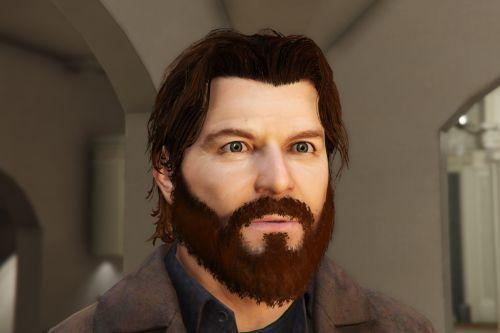 Better Michael De Santa (Face, Beard & Hair)