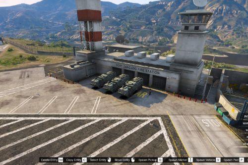 Better Military Base
