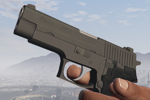 Better Textures for BlackBradHz's  P220