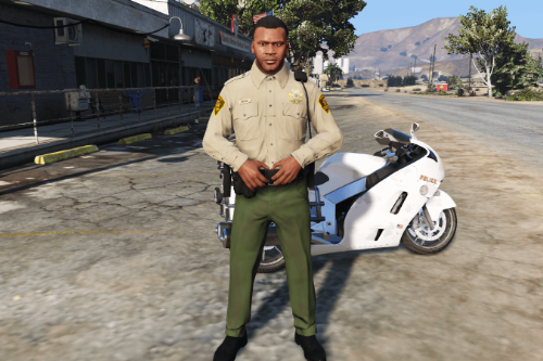 Officer Clinton LSPD / LSSD