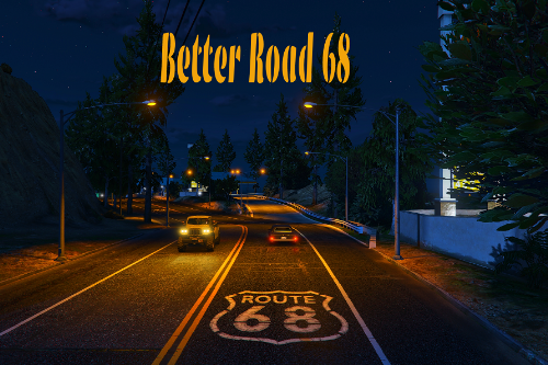 Better Road 68 [OIV]