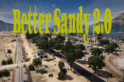 Better Sandy [Ymap | Map Editor]