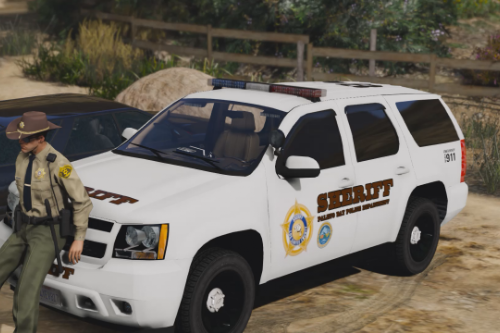 Better Sheriff2 texture (Chevy Tahoe)