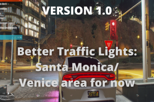 Better Traffic Lights [YMAP]