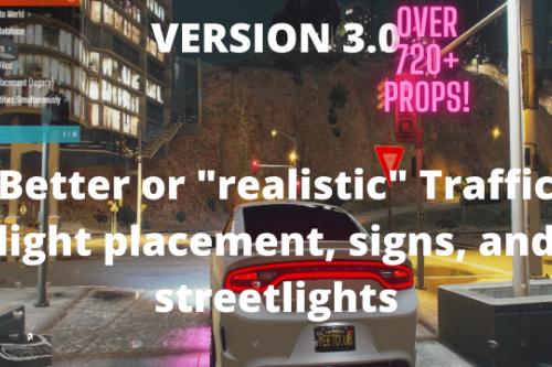 Better Street Props [YMAP]