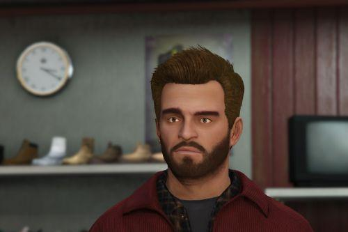 Better Trevor Phillips (Face, Beard & Hair)