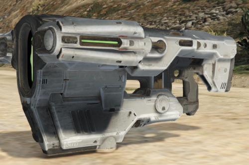 BFG-9000 MK2 (Add-on/FiveM)
