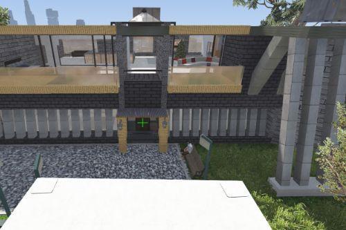 Big house on Vinewood [Ymap]