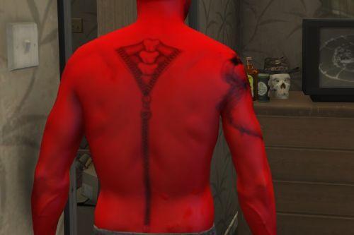 Big red Monster Trevor