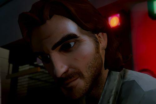 Bigby - Wolf (The Wolf Among Us) [Add-On Only]