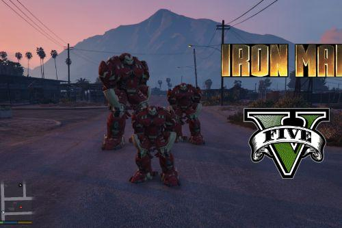 Bigger HulkBuster [Add-On Ped]