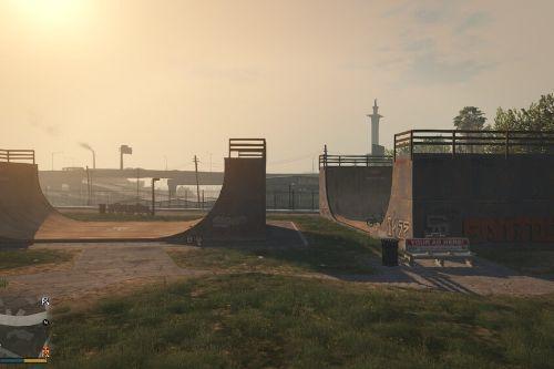 Better Skateparks (MENYOO)