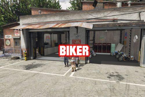 Biker add ( YMAP )