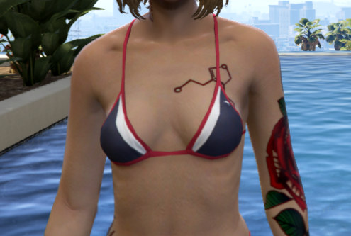 Bikini's Female from real life