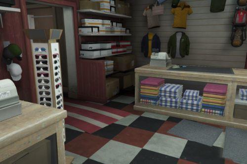 Binco Shop / Open Counter
