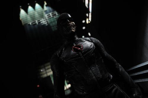 CW Black Flash