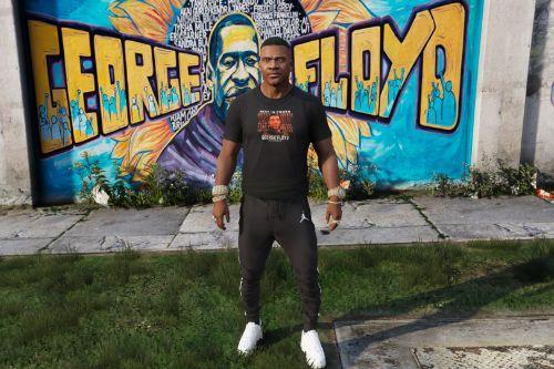 Black Lives Matter - T shirt pack - Franklin