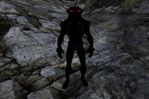 Black Manta [Add-On Ped]