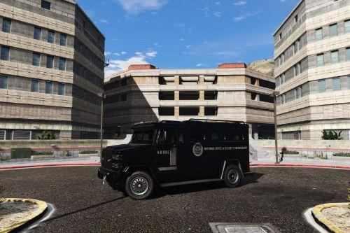 Black Police Riot (NOoSE and LSPD Liveries)