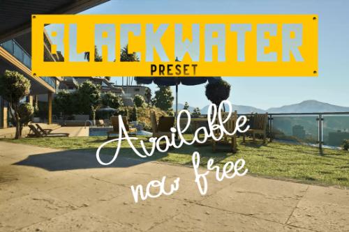 BlackWater ENBSeries & Reshade preset for NaturalVision Evolved