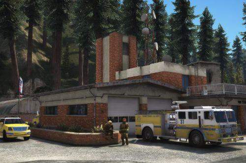 Blaine County Fire Department Car Generators [Add-On | Replace | Cargen | YMAP]