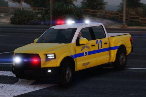 Blaine County Fire Cars [Addon/.OIV]
