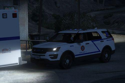 Blaine County Fire Department EMS Skins