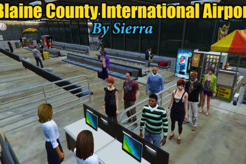 Blaine County International Airport [Map Editor]