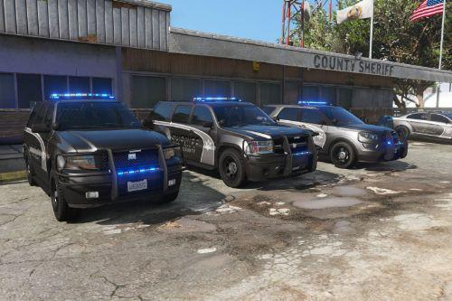 Blaine County Sheriff Pack [Add-On]