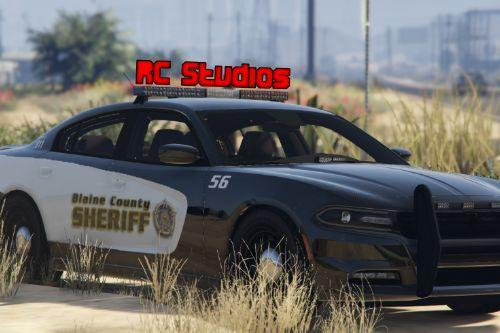 Blaine County Sheriff - Dodge Charger 2015