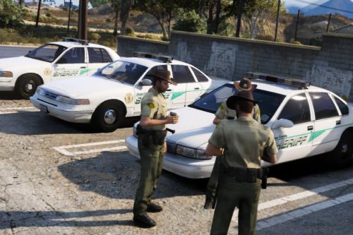Blaine County Sheriff Mini Pack (Kern County Inspired)
