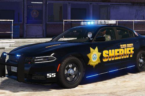 Blaine County Sheriff Office (BCSO) Mega Livery Pack 1