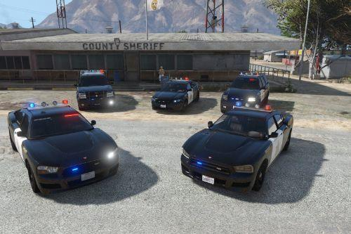 Blaine County Sheriff Pack D [Add-On]