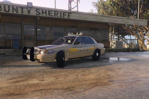 Blaine County Sheriff Skin Pack (Fictional)