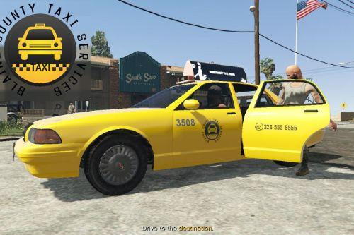 Blaine County Taxi Services [4K]