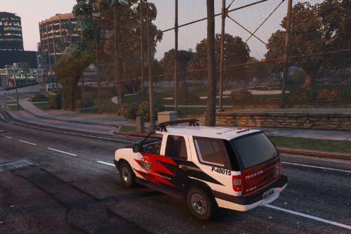 Chevrolet Blazer PCESP Antiga