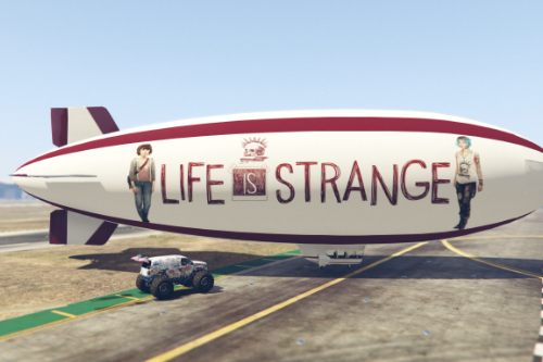 Blimp - Life is Strange Skin