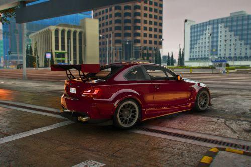 BMW 1M StanceWorks [Add-On]