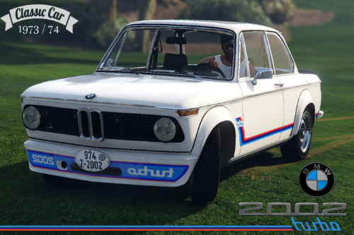 BMW 2002 Turbo [Add-On | Replace | Template]