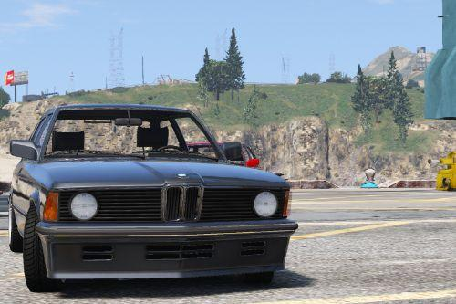 BMW 3 Series E21 [Add-On | Tuning]