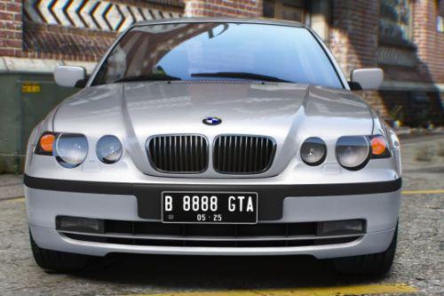 BMW 325ti Compact [Add-On /Unlocked]