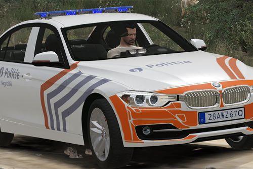BMW 328i Wegpolitie [unlocked]
